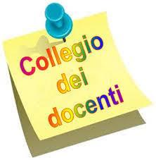 Convocazione Collegio Docenti in presenza/in modalità telematica.
