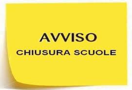 Chiusura dell'I.C. di Genzano di Lucania in attuazione del D.P.C.M. del 10 aprile 2020