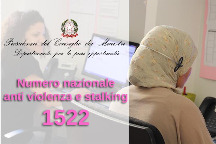 Campagna Antiviolenza e Antistalking Riff: Leggi n.154/2001, n.38/2009, n.77/2013 e n.119/2013