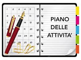 PIANO ANNUALE DELLE ATTIVITA' ANNO SCOLASTICO 2020/2021
