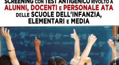 Campagna di screening promossa dal Comune di Genzano di Lucania