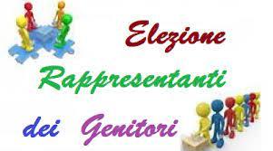 Elezione dei Rappresentanti dei Genitori nei Consigli di intersezione nella scuola dell'infanzia, di interclasse nella scuola primaria e di classe nella scuola secondaria di primo grado.